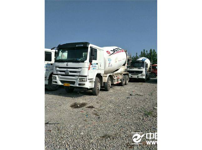 中国重汽 豪沃 中国重汽 豪沃   混凝土搅拌车