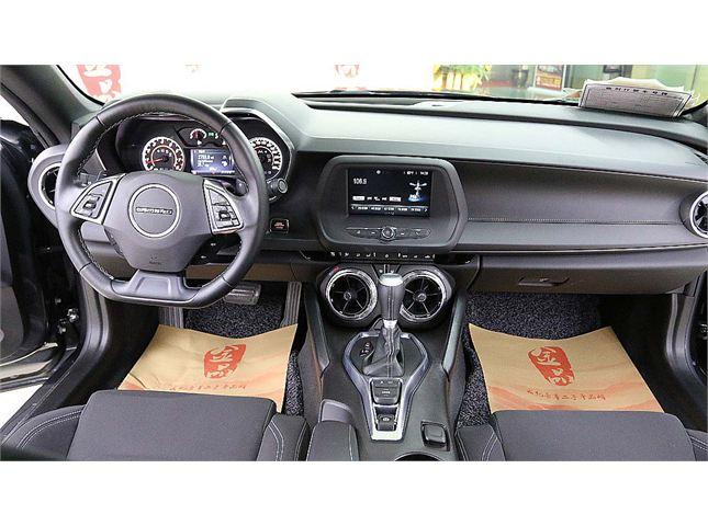 雪佛兰 科迈罗(进口) 2017款  2.0T RS