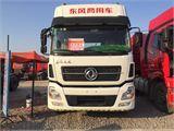 东风 天龙 出售2015年6月 东风天龙二手牵引车 雷诺发动机