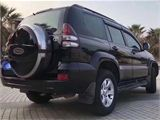 丰田 普拉多 2006款 4.0L VX NAVI版