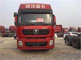 陕汽重卡 德龙X3000 德龙x3000牵引车,16年10月国五,430马力,双驱轻体