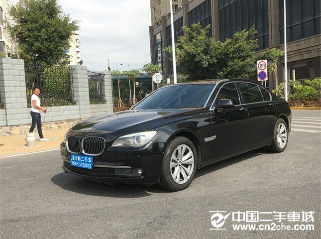 宝马 宝马7系(进口) 2016款  730Li 豪华型