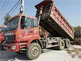 福田 欧曼 二手货车,二手自卸车,二手欧曼,13年11月,欧曼ETX自卸车,340马力,后双驱,5米