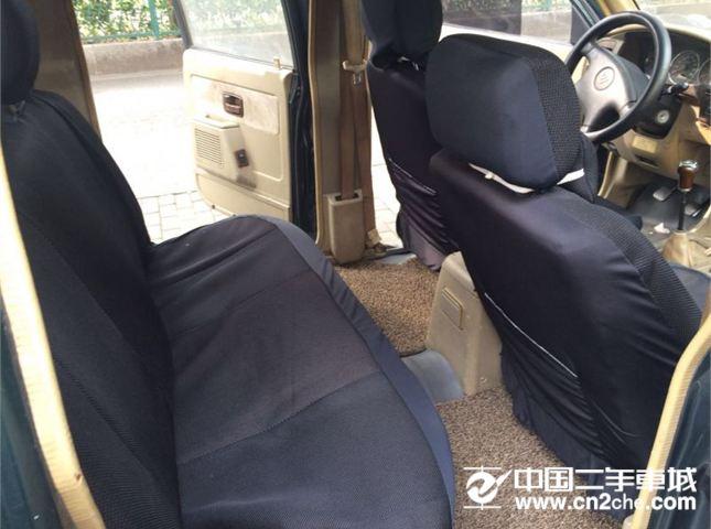 福田 萨普 2011款 征服者 2.8L 两驱 皮卡