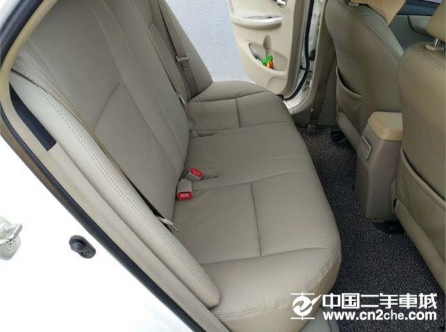 【宁波】2013款二手一汽丰田 丰田 1.6l gl炫酷版 4at 价格7.50万