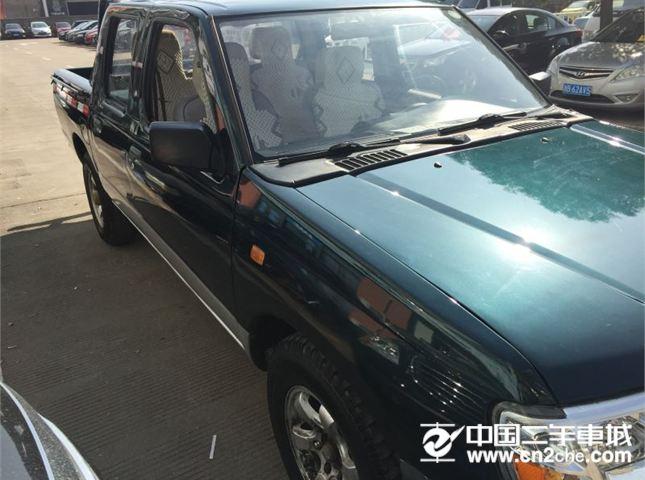 日产 锐骐皮卡 2009款 3.0 两驱柴油标准型 ZN1022U2M 国Ⅲ 皮卡