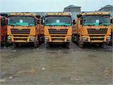 陕汽重卡 德龙F3000 载货车 重卡 310马力 6X4   (加强版)