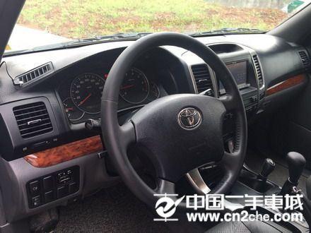 丰田 普拉多(进口) 2004款 GX 2.7手动车型