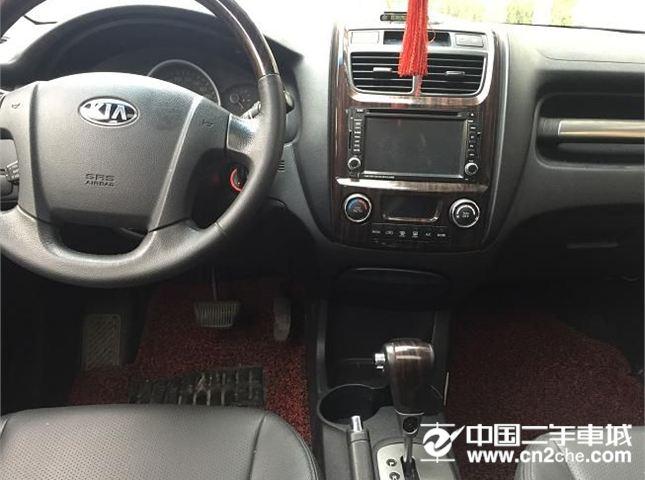 起亚 狮跑 2013款 2.0L 自动 两驱 GLS