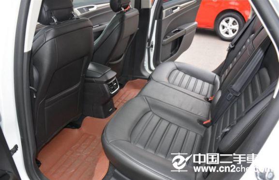 福特 蒙迪欧 2013款 2.0T自动GTDI200豪华型