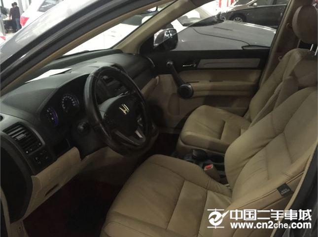 本田 CR-V 2012款 2.4L 自动 豪华版 VTi