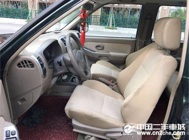 江铃 宝典 2015款 新时尚版 2.4L 手动 两驱 舒适型 汽油