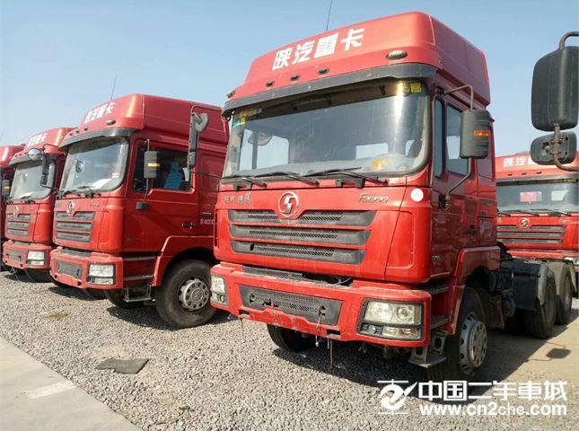 陕汽重卡 德龙F3000 牵引车 重卡 380马力 6X4