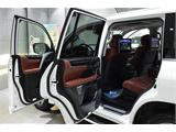 雷克萨斯 LX 2016款  570 尊贵豪华版