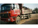 福田 欧曼 14年欧曼后八轮自卸车,国四排放,6.5米大箱,