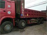 中国重汽 豪沃 前四后八自卸车