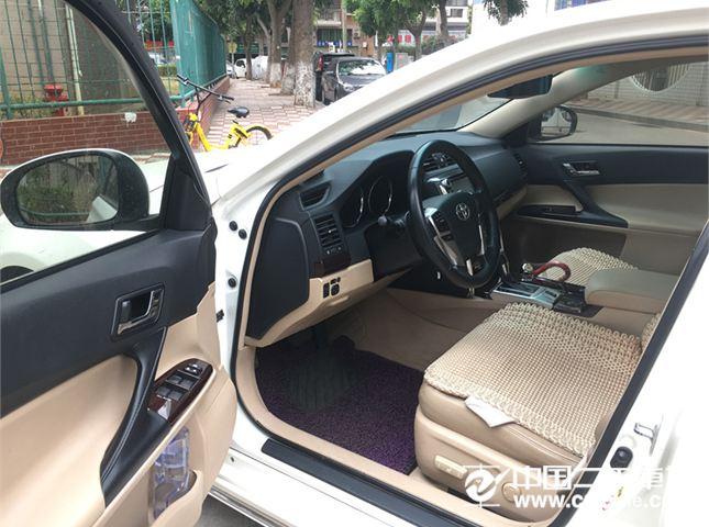 丰田 锐志 2012款 2.5V 风度菁英版 炫装版
