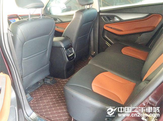 宝骏 560 2015款 1.8L 手动 精英型