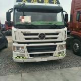 大运汽车 大运重卡 出售大运重卡牵引车,DYX12,多弓片的,双驱轻体国四,38
