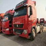 中国重汽 豪沃T7 出售中国重汽豪沃T7H牵引车,双驱重体540马力,国五车,原