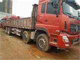 东风 天龙 载货车 重卡 315马力 8X4 前四后八