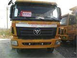 福田 欧曼 14年欧曼ETX后八轮自卸车,国三,336马力,5.8大箱,