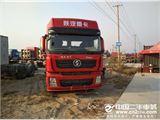 陕汽重卡 德龙X3000 出售二手牵引车,16年10,国四,双驱轻体,480马力,