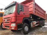 中国重汽 豪沃 库存新车自卸车,豪沃,5米8大箱,375马力,无手续