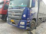 福田 欧曼 载货车 CTX 6系重卡 340马力 8X4 仓栅载货车(BJ5317VPPJJ-2)
