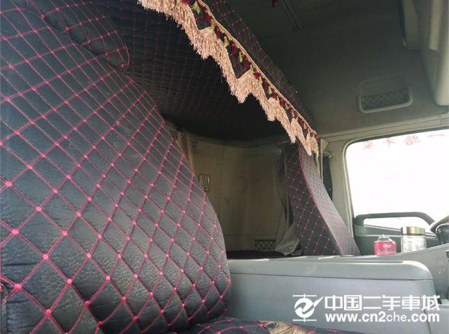 东风 天龙 急售二手东风天龙牵引车,国三,420马力 双驱轻体,