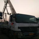 奔驰 奔驰泵车 出售二手37米奔驰泵车,奔驰底盘,中联上装,车况良好,