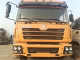 陕汽重卡 德龙F3000 出售二手德龙自卸车,国三 380马力 5.8米大箱,