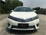 丰田 卡罗拉 2014款 1.6L GL CVT