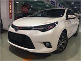 丰田 雷凌 2015款  1.6E CVT 新锐版