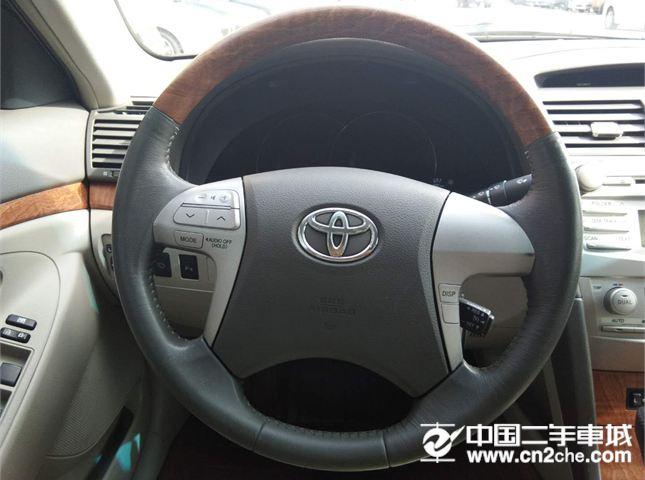 丰田 凯美瑞 2010款 240G  豪华版