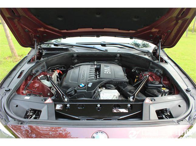 宝马 宝马5系GT(进口) 2010款 535i 领先型