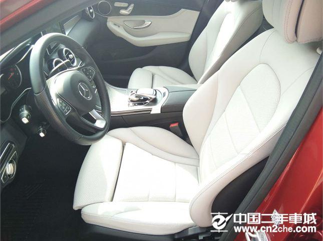 奔驰 C级 2015款 C 200 L 运动型