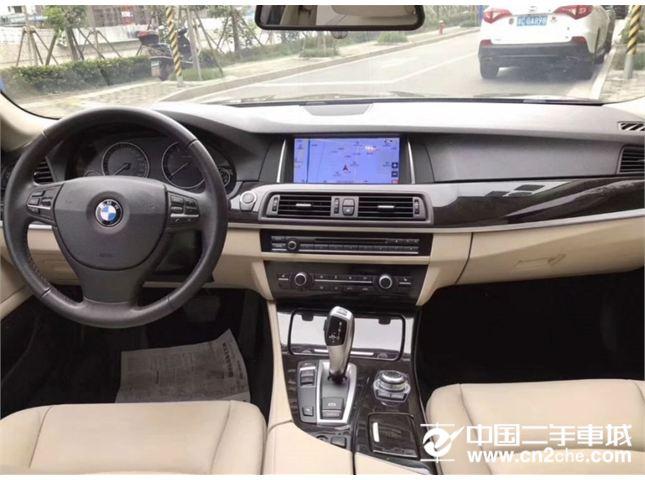 宝马 宝马5系 2013款 525Li 豪华型