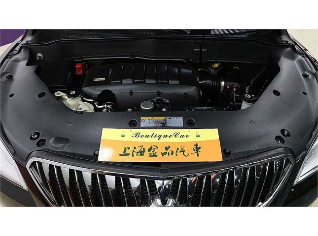 别克 昂科雷(进口) 2014款 3.6L SIDI 四驱智享旗舰型