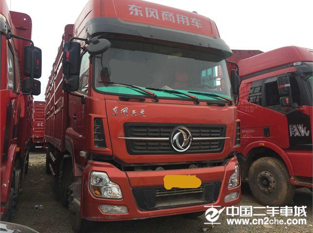 东风 天龙 载货车 重卡 375马力