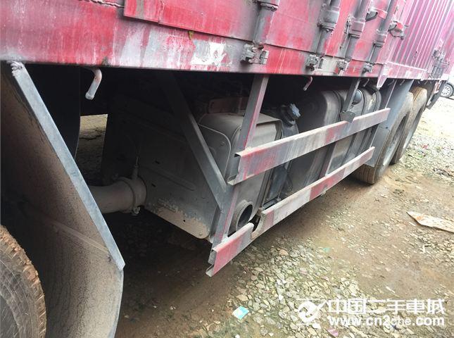 东风柳汽 霸龙 自卸车 507重卡 290马力 8X4 前四后八