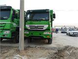 中国重汽 斯太尔 16年二手斯太尔自卸库存车,5.8米大箱,后八轮,340马力  0  2