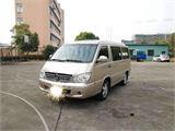 汇众 伊思坦纳 2006款 短轴 舒适型 9人座