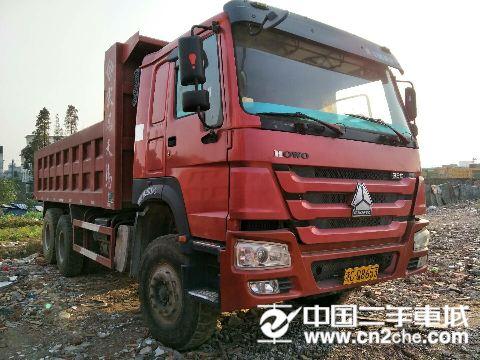 中国重汽 斯太尔 自卸车