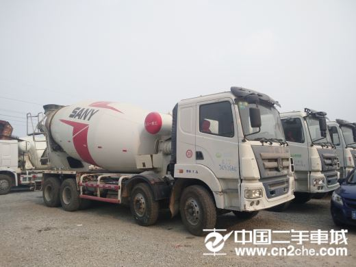 三一重工 三一重工搅拌车 混凝土搅拌车
