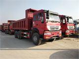 中国重汽 斯太尔 自卸车 自卸车