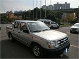 日产 D22皮卡 尼桑郑州日产3.0柴油皮卡车 灰色
