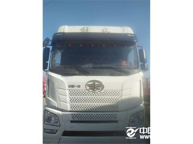 中国重汽 豪沃T7 重卡 畅行版 540马力 6X4 牵引车
