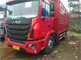 江淮 江淮格尔发K系列 载货车 K5中卡 180马力 4X2 6.8米栏板载货车(HFC1161P3K2A50S1V)
