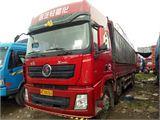 陕汽重卡 德龙X3000 载货车 336马力 8X4 9.5?#25758;?#26629;式载货车(SX5316CCY4V456)